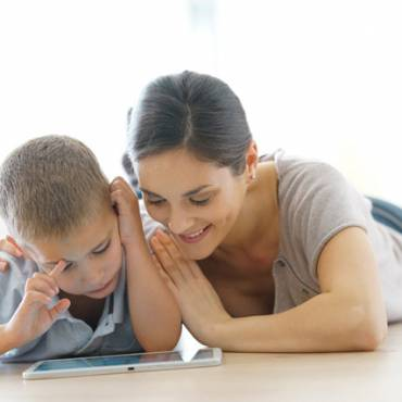 How to help your child self regulate around screens